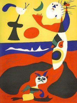 Summer - Miró