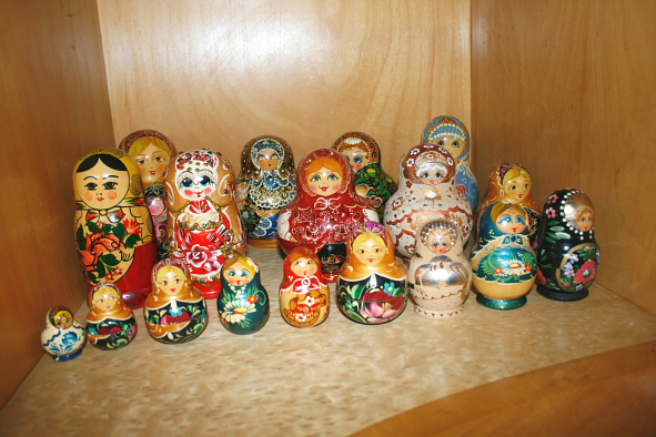 matrioshkas