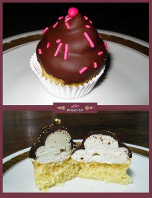 cupcake brigadeiro